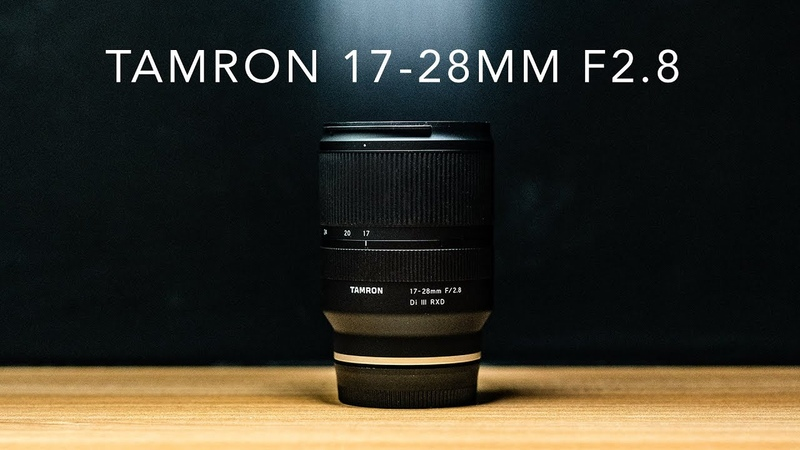 Tamron 17-28mm F2.8 for Sony E Mount Review and Examples