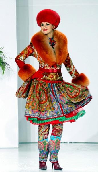 проектная работа павлопосадские платки создании моделей одежды