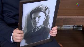 О боевом пути своего прадеда рассказывает школьник Филипп Малых