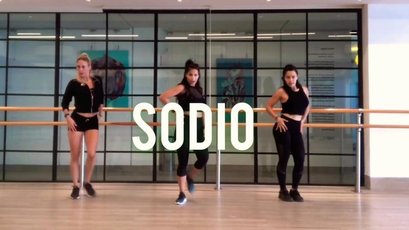 Sodio - Danna Paola Dance Workout Choreo