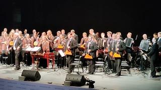 Концерт Национального Академического оркестра народных инструментов России им. Н.П.Осипова в Чите