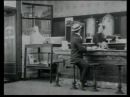 Mr Flip 1909 1st Pie in the Face in a movie BEN TURPIN Gilbert M Broncho Billy Anderson