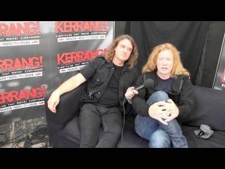 Kerrang! Download Podcast 2016: Megadeth