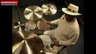 """Groovemaster Bernard """"Pretty"""" Purdie: Pocket Grooves"""