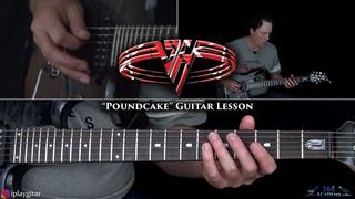 Van Halen - Poundcake Guitar Lesson