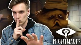 НИКОМУ НЕ ГОВОРИТЕ ПРО ЭТИ МАЛЕНЬКИЕ КОШМАРЫ ► Little Nightmares #1
