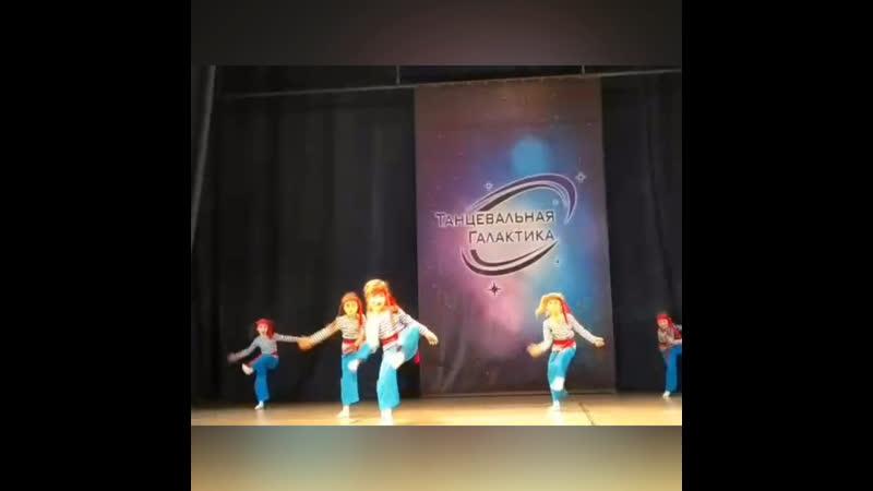 Конкурс Танцевальная Галактика