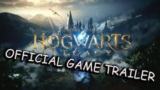 Hogwarts Legacy - Official Reveal game Trailer PS5 4K cinematic 2021