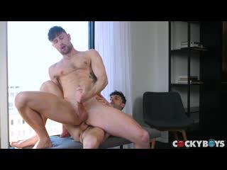 CockyBoys – Drew Dixon & Cory Kane Flip-Fuck – Bareback