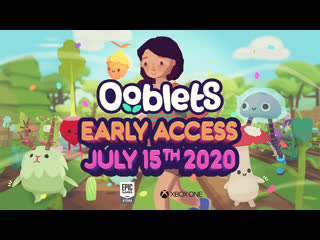 Ooblets Date Early Access
