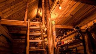 Wood-Fired Sauna Stove and Kitchen Reno,