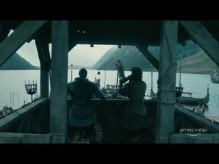 VIKINGS Final Season  Official Trailer | Amazon Prime Video
