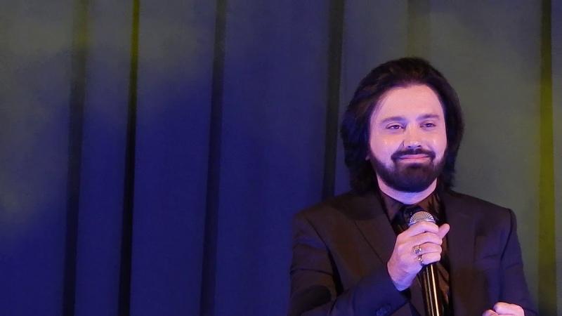 Gela Guralia - Dabrundi/დაბრუნდი/Come Back. Москва, Голоса Грузии 18.12.2018