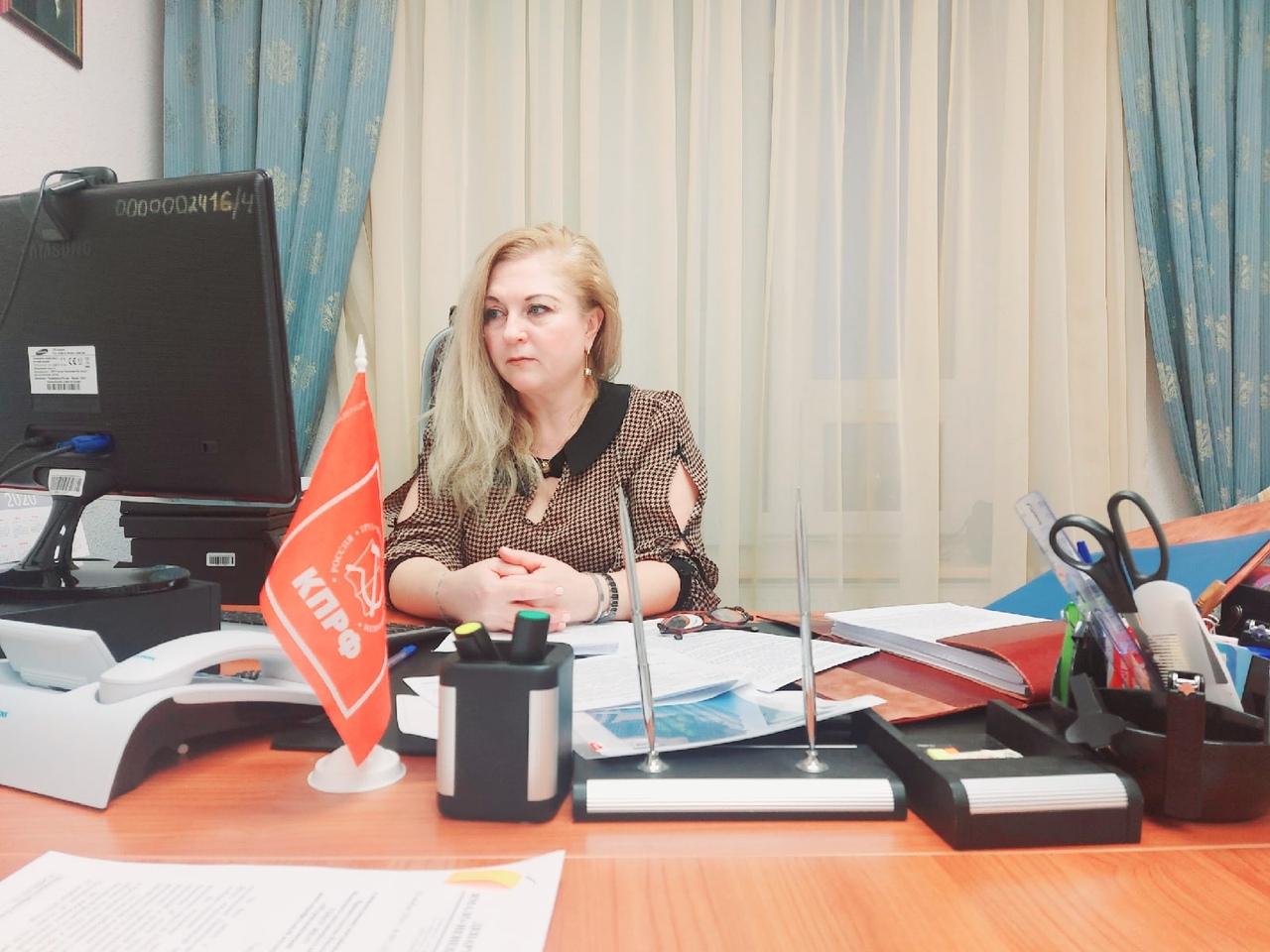 Отчет депутата Законодательного Собрания ЯНАО Е.М. Кукушкиной за 2020 год