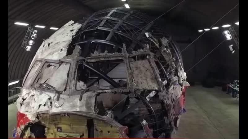 И. Полонский. Западные СМИ хранят молчание по поводу новой публикации данных о ЗРК «Бук» и MH17