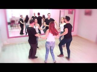 Amistad - Rueda de Casino dance lesson №6