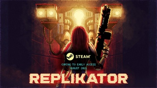 REPLIKATOR Early Access Trailer