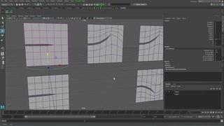 4D modeling (blendShapes in motion) tips