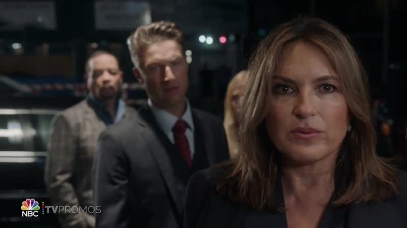 Закон и порядок. Специальный корпус Law Order: Special Victims Unit Трейлер 22 сезона