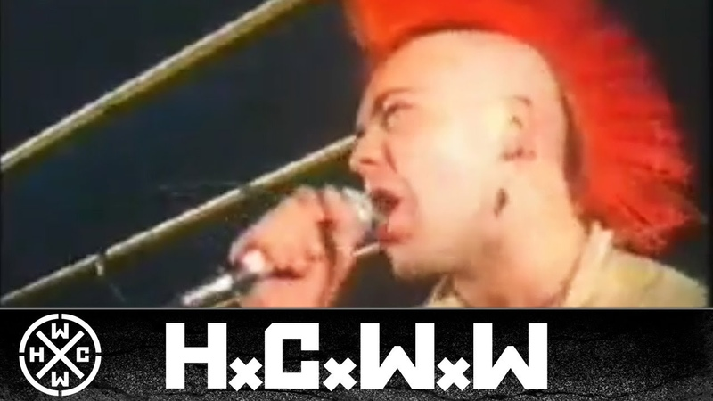 THE EXPLOITED FUCK THE USA HARDCORE WORLDWIDE OFFICIAL VERSION HCWW