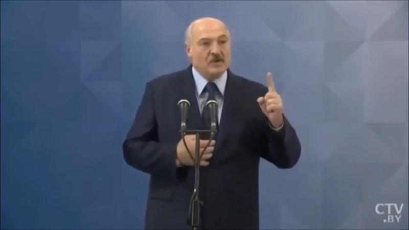 KORONAWIRUS Łukaszenka śmieje się z FAKE WIRUSA i głupoty zachodu i pyta kto ma w tym interes