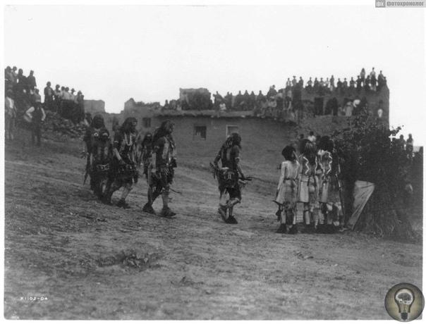 Разграбление природных ресурсов индейских резерваций