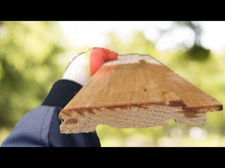 Дедовский метод защиты деревянных поверхностей, нанёс один раз хватит на 100 лет. Простой рецепт!!!