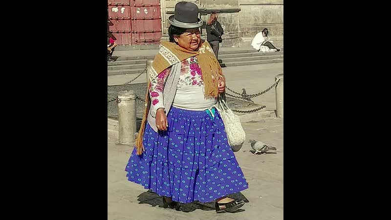 Колоритная Боливия
