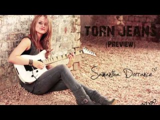 Samantha Dorrance - Torn Jeans (Preview)