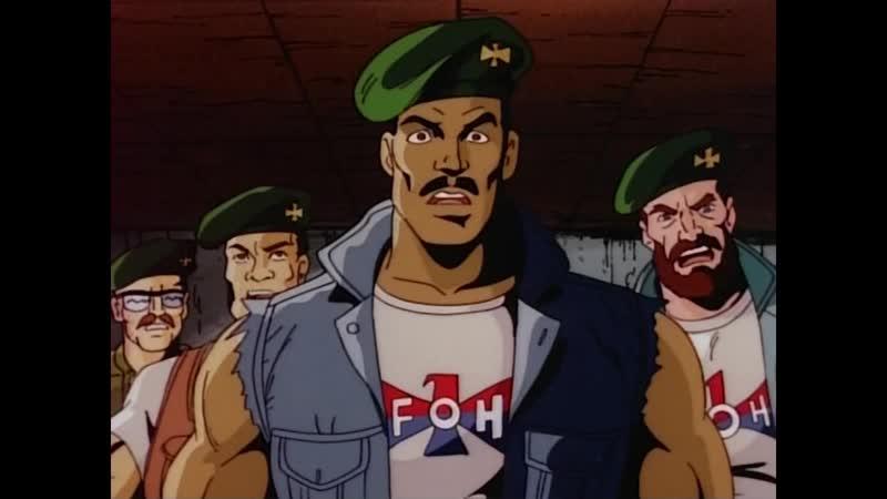 Люди Икс 1992 2 сезон (8-13 серии)