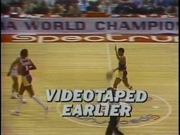 NBA ESPAÑOL FINALES 1980 ANGELES LAKERS VS PHILADELPHIA 76ERS GAME 6