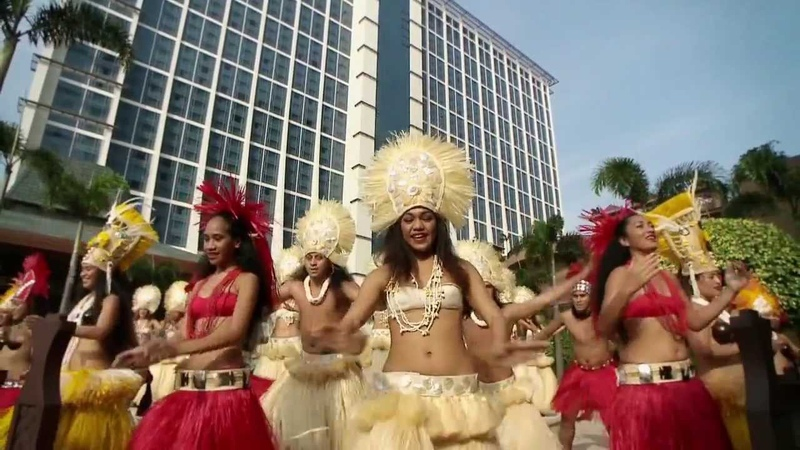Pate Pate Te Vaka Heilani Dancers