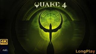 PC - Quake 4 - LongPlay [4K:50FPS]🔴