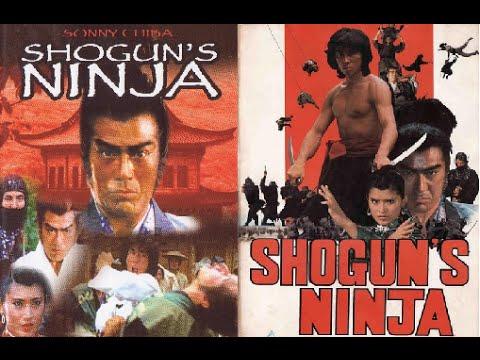 Shogun Ninja 1980 Hollywood Film Shogun's Ninja Full Movie Martial Arts Film English Dubbed