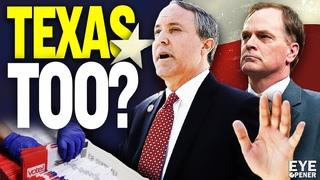 Texas bill calls to forensic audit 13 counties; LA sheriff DEFIES orders won't enforce mask mandate