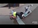 В скейт-парке Ефремова яжмать с коляской чуть не угробила ребенка