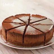 id_56373 Шоколадный чизкейк без лишних заморочек 🍫😋  Автор: Cookist  #gif@bon