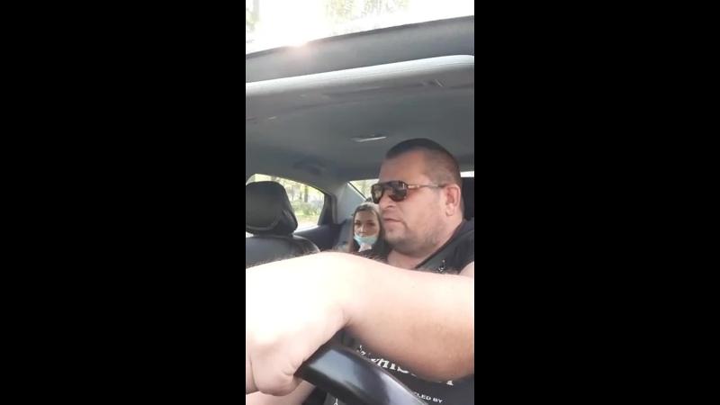 Конфликт хамоватого таксиста из Твери с молодой пассажиркой