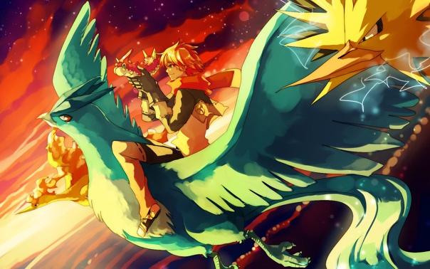 pokemon legendary wallpaper - HD1920×1080