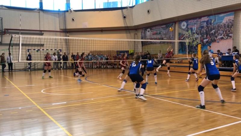 Традиционный детско юношеский турнир по волейболу Балтийская весна