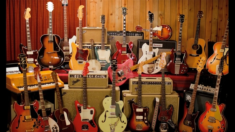 100 Greatest Guitar Riffs Of All Time (Part 1)