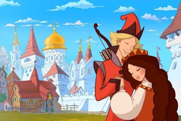 На царской дочери женюсь, царским зятем стану. Ванечка! обрадовалась Василиса, счастливо улыбаясь. Вернулся-таки, мой герой! Одолел Чудище страшное! Ой. Из-за спины Ивана показалась скромная