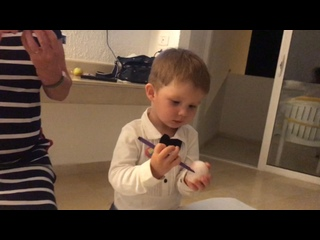 Sergey Teterskitan video