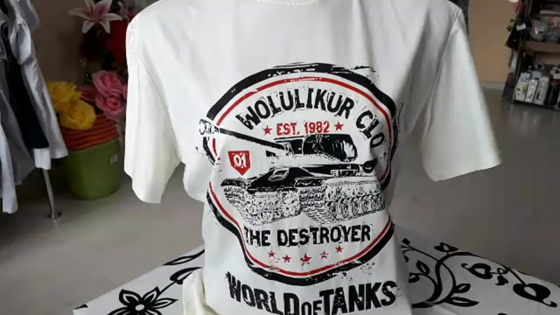 футболка мужская с принтом популярной игры