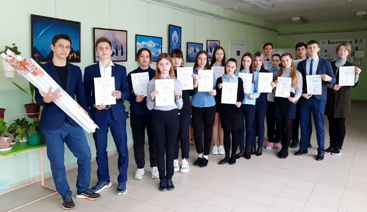 Петровские школьники победили в международном конкурсе