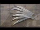 Как сделать когти Росомахи