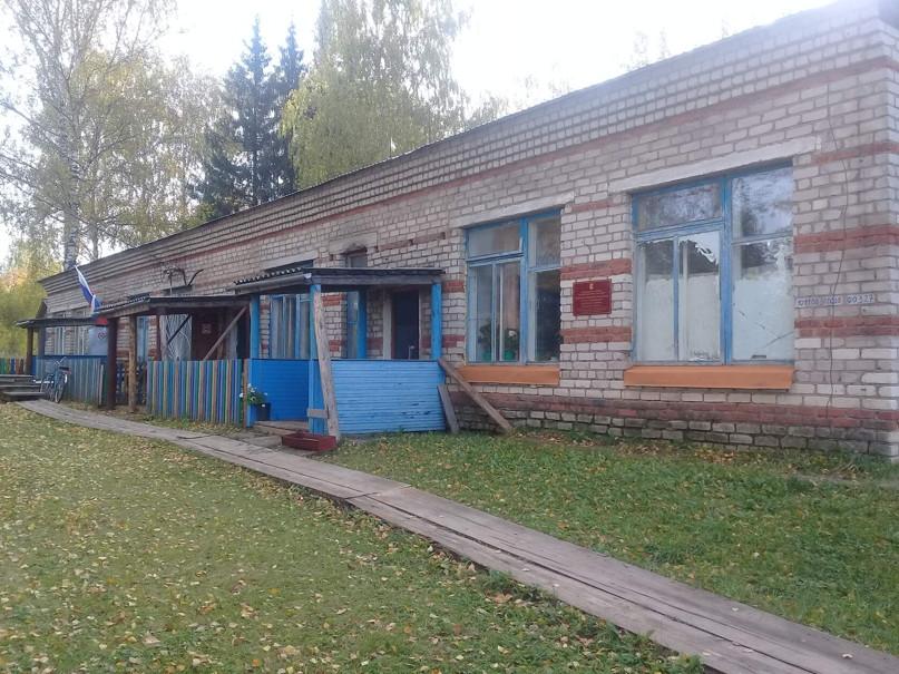 Тырышкинская начальная школа.