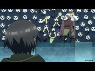 [AniDub]Сильнейший герой, обученный в тайном подземелье! / Ore dake Haireru Kakushi Dungeon [05] (Berserk, Lem0nka, Aronilo)