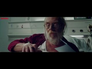 Социальный рекламный ролик в котором Санта чуть не умер.