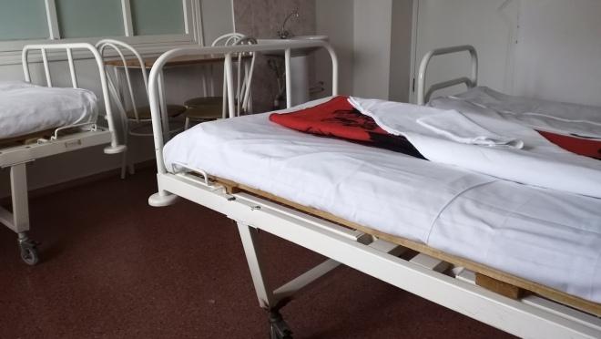 В Волжской ЦГБ 93 пациента с пневмонией